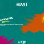 Beast Snacks Landing Page