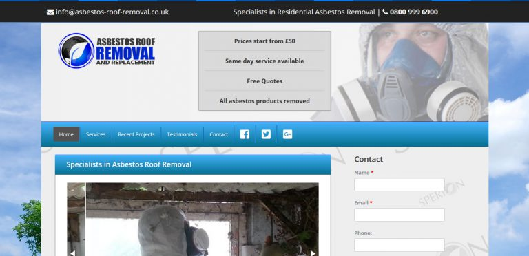 Asbestos Roof Removal http://asbestos-roof-removal.co.uk/
