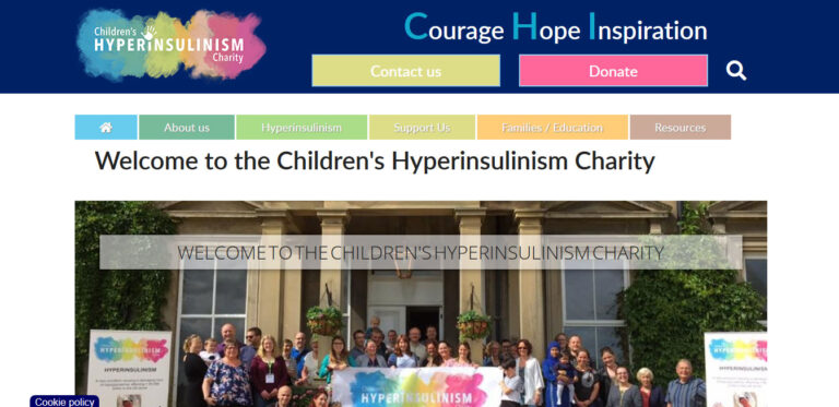 The Children's Hyperinsulinism Charity