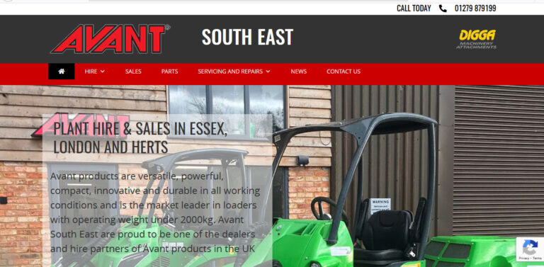 Avant South East Hire